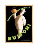 Buitoni, 1928 Reproduction procédé giclée par Federico Seneca