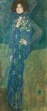 Portrait de Emilie Flge Giclee Print by Gustav Klimt