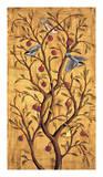 Plum Tree Panel III Impressão giclée por Rodolfo Jimenez