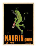 Maurin Quina, vers 1906 Reproduction procédé giclée par Leonetto Cappiello