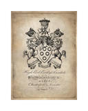 Heraldry III Giclee Print by Oliver Jeffries