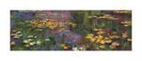 Claude Monet - Water Lilies Digitálně vytištěná reprodukce