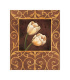 Ornamental Tulips Giclee Print by Andres Gonzales