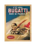 Bugatti 1922 Giclée-Druck von Marcello Dudovich
