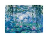 Nympheas Giclée-Druck von Claude Monet