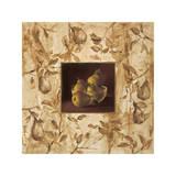 Peras en la Mesa Giclee Print by Raul Tamaris