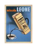 Miscela Leone, 1950 Giclée-Druck