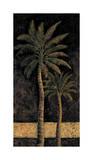 Dusk Palms II Giclee Print by Andre Mazo