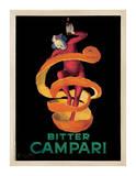 Leonetto Cappiello - Campari Bitter, c.1921 Digitálně vytištěná reprodukce