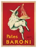 Baroni-Nudeln, ca. 1921 Giclée-Druck von Leonetto Cappiello