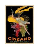 Asti Cinzano, c.1920 Reproduction procédé giclée par Leonetto Cappiello