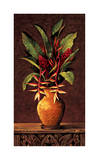 Tropical Arrangement II Giclee Print by Eduardo Moreau
