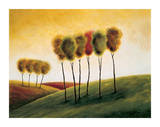 A New Morning II Giclée-tryk af Mike Klung