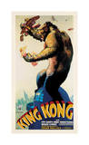 King Kong Giclée-Druck