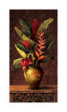 Tropical Arrangement I Giclee Print by Eduardo Moreau