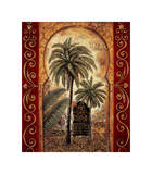 Moroccan Collage I Giclee Print by Eduardo Moreau