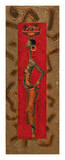 African Lady II Giclee Print by  Kamba