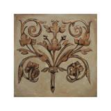 Decorative Scroll II Giclee Print by Pablo Segovia