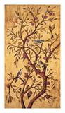 Plum Tree Panel I Impressão giclée por Rodolfo Jimenez