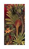 Bali Garden II Giclee Print by Rodolfo Jimenez