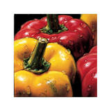Peppers Giclee Print by  Alma'ch