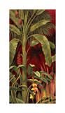 Bali Garden I Giclee Print by Rodolfo Jimenez