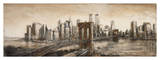 New York, New York Giclee Print by Matthew Daniels