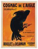 Cognac de L'Aigle Giclee Print by Leonetto Cappiello