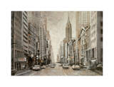 To the Chrysler Building Giclee Print by Matthew Daniels