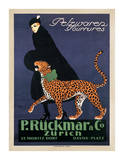 P. Ruckmar and Co., 1910 Wydruk giclee autor Ernest Montaut