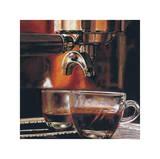 Espresso Italiano Reproduction procédé giclée par Federico Landi