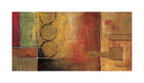 Armonía II Lámina giclée por Mike Klung