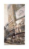 Times Square III Giclee Print by Matthew Daniels