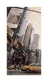 Times Square I Giclee Print by Matthew Daniels