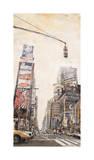 Times Square II Giclee Print by Matthew Daniels