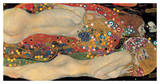 Water Serpents II, c.1907 Giclee Print by Gustav Klimt