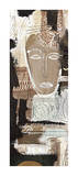 Ethnic Panel I Giclee Print by Patrick Carney
