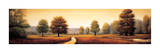 Landscape Panorama I Giclee Print by Ryan Franklin