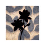 Blossom Silhouette II Giclee Print by Erin Lange