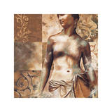 Aphrodite Giclee Print by Sylvie Bellaunay