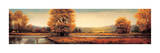 Landscape Panorama II Giclee Print by Ryan Franklin