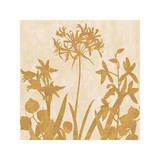 Golden Reflections I Giclee Print by Erin Lange