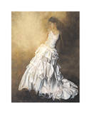 Donna in Bianco Giclee Print by Andrea Bassetti