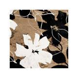 Fleurs II Giclee Print by Sylvie Cailler