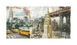 New York Giclee Print by Tyler Burke