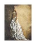 Il Vestito Bianco Giclee Print by Andrea Bassetti