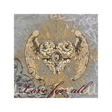 Love for All Giclee Print by Brandon Glover