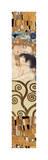 Collage Panel IV Giclée-tryk af Gustav Klimt