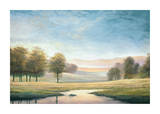 Morning Reflection II Giclee Print by Neil Thomas