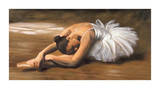 Danseuse Giclee Print by Andrea Bassetti